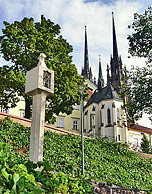 historic sights of Brno